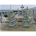 供应石雕动物麒麟