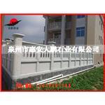 福建石材雕塑厂家供应  石围墙安全