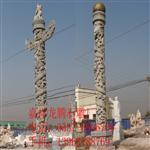 石雕华表,石雕中华柱,石雕文化柱