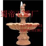 汉白玉欧式喷泉
