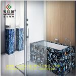 玛瑙半宝石洗手台卫浴橱柜台面