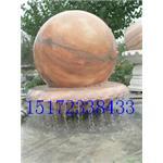 石雕雕塑、风水球