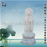 高品质石雕滴水观音佛像 福建惠安石雕厂家