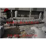 工厂定制 石雕龙柱 龙凤柱雕刻 广场文化柱雕刻