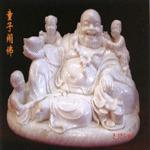 精品石雕佛像