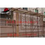 惠安石雕厂家 别墅外墙装饰 专业承