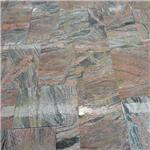 马蹄石|幻彩红石材马蹄石|三峡红马蹄