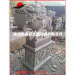 厂家直销麒麟石雕 石雕摆件批发 可定制石雕