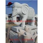 福建石雕大象 花岗岩石象专业定制
