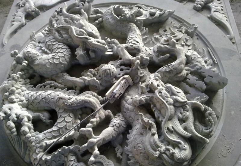 石雕,浮雕,龙柱,各种石雕佛像,动物,园林雕塑