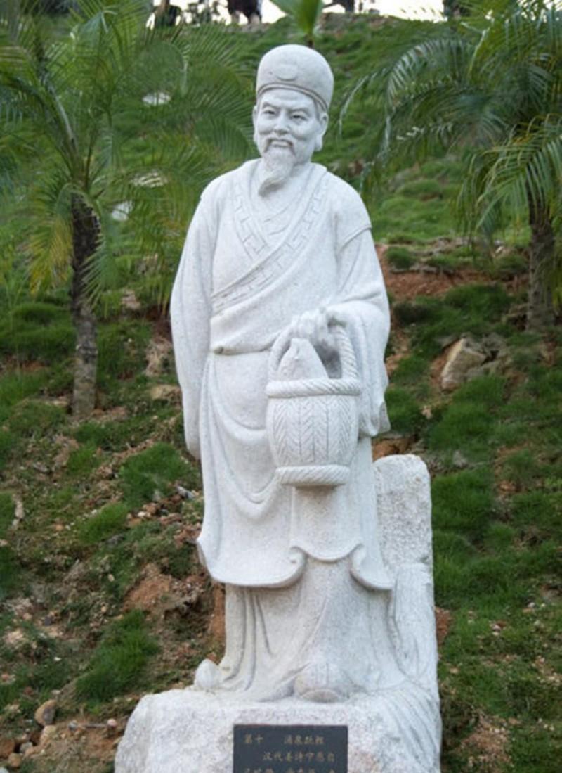 厂家24孝石雕像,二十四孝人物石雕雕刻,古代人物石雕,浮雕