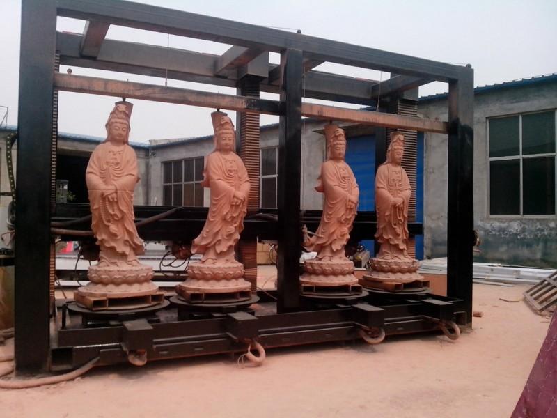 玉石雕刻机 石材 木工 泡沫雕塑 立
