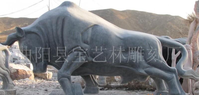 牛雕像,石雕牛,石头牛,牛石雕,劲牛雕塑