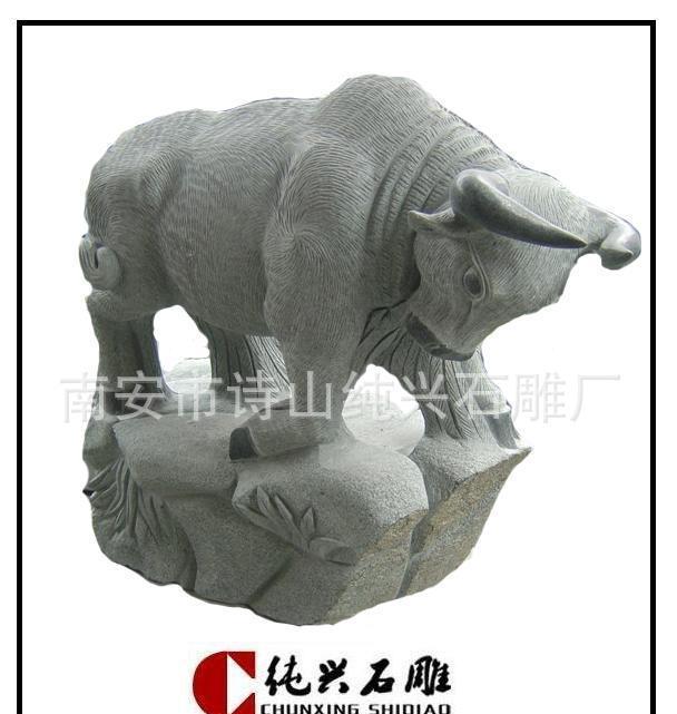 【石雕,专业品质】动物石雕,石雕十二生肖(常年批发)
