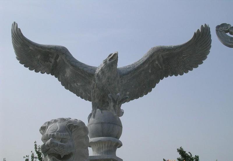 石雕动物石雕十二生肖各类石雕石材
