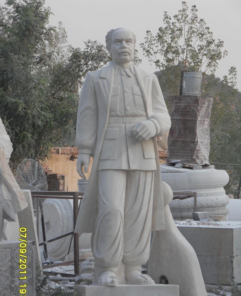 曲阳石雕名人雕塑 伟人雕塑 校园雕塑 名人胸像