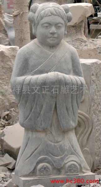 供应鑫鑫159古代人物雕刻 仿古石雕