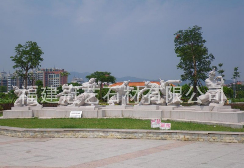 人物雕刻 园林广场现代人物雕刻  工艺精湛 价格合理 品质保