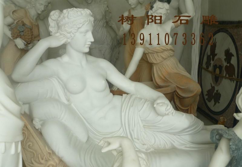 厂家批发零售各种西方人物雕像 雕刻精美 技术精湛