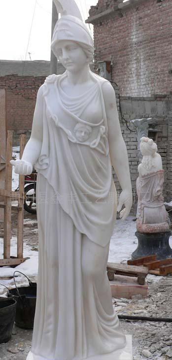 西方人物雕塑,石雕,雕刻工艺品,园林雕刻