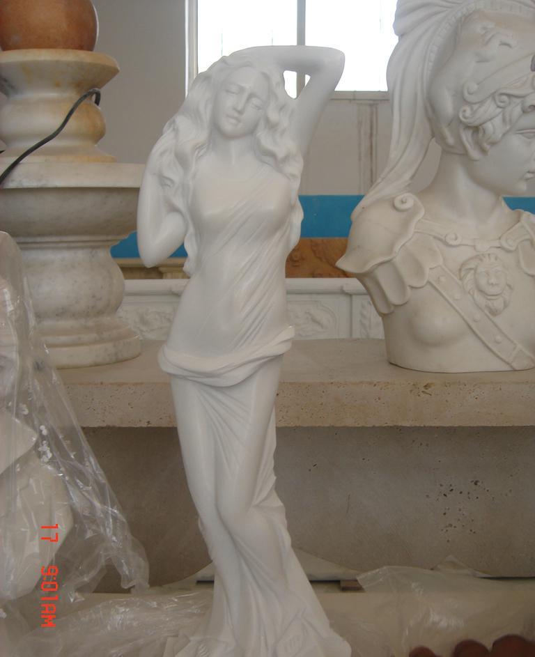 西方人物像 精品材质手工雕刻 价格低品质好 欢迎洽谈
