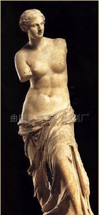 石雕维纳斯,泉,西方人物雕塑