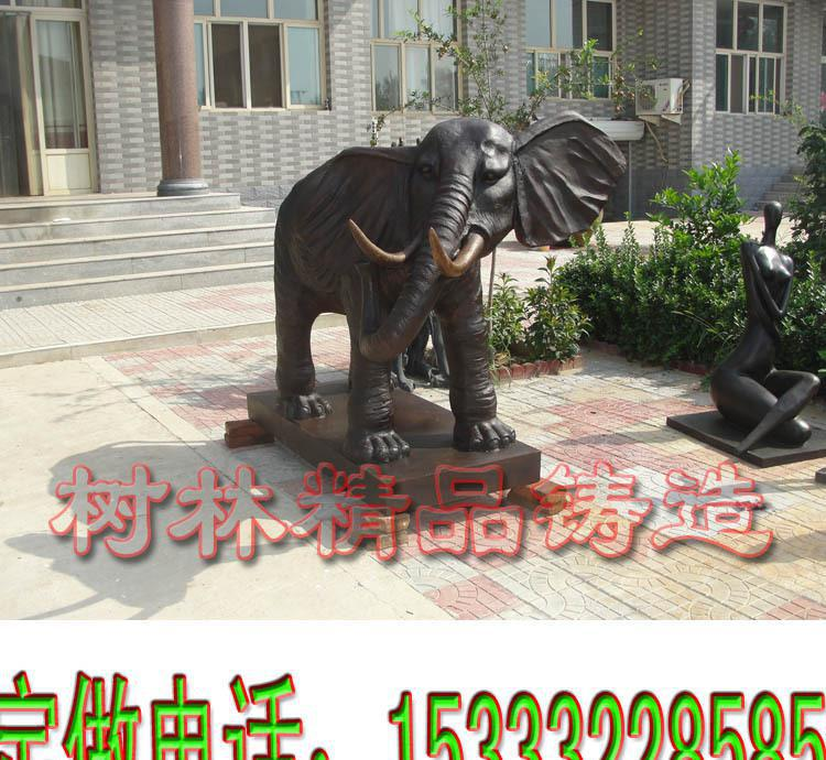 铜雕大象_大象雕塑_铸铜大象西方人物雕塑名人雕