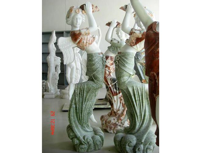 西方人物雕塑特点曲阳渊艺雕塑