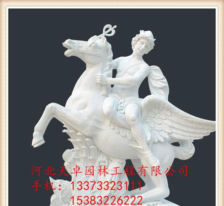厂家直销西方人物雕像 古代人物雕塑 户外大型广场雕塑