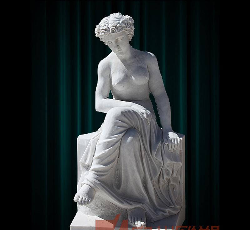 河北石雕 人物雕塑 西方人物雕塑 石雕工艺品 宏州 曲阳石雕