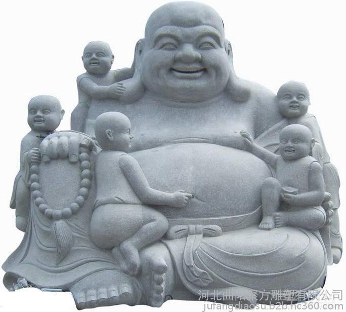 河北曲阳石雕佛像