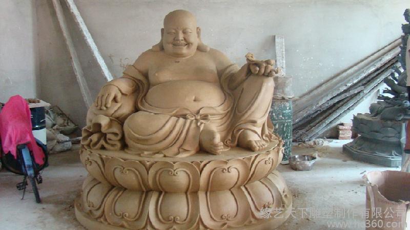 弥勒佛雕塑,北京雕塑厂家,石雕弥勒佛雕塑价格