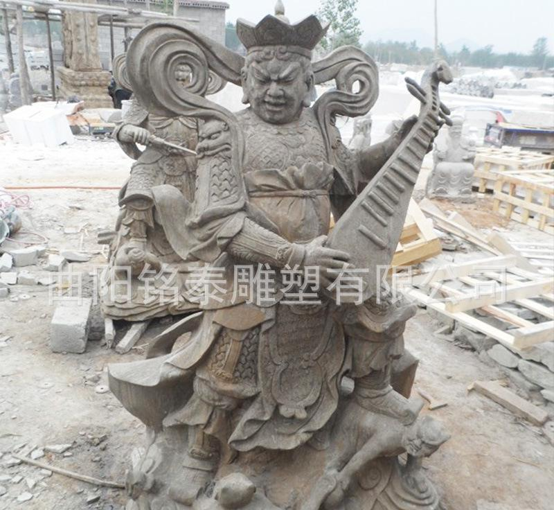 石雕工艺厂家生产 名胜石雕 园林工艺品 石雕弥勒佛像 批发优