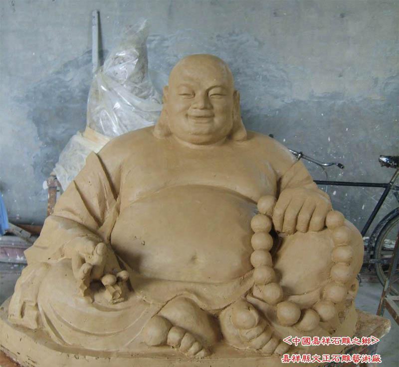 弥勒佛雕刻,石雕弥勒佛,专业设计雕刻弥勒佛神像