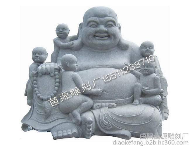 石雕弥勒佛像的生产厂家