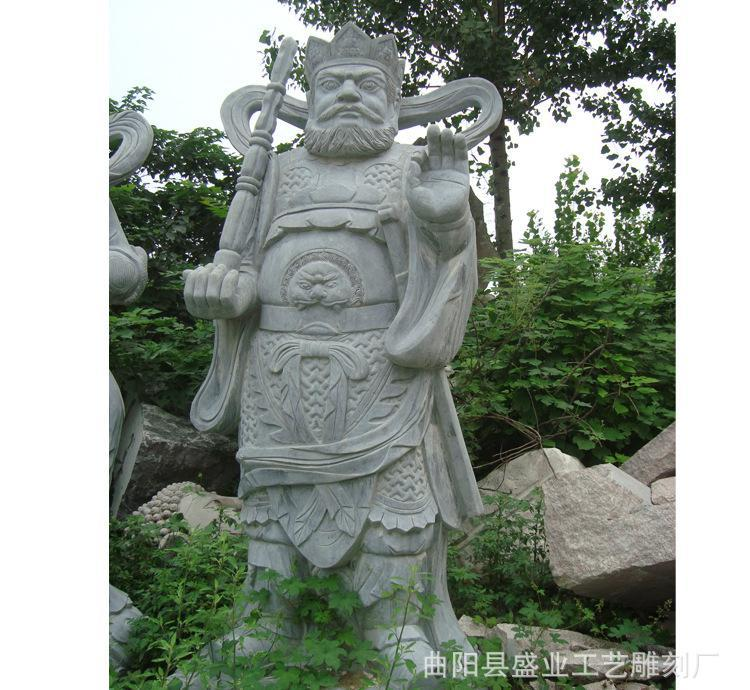四大天王,寺庙人物