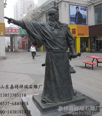 供应石雕人物雕塑 大殿四大天王 寺院佛像