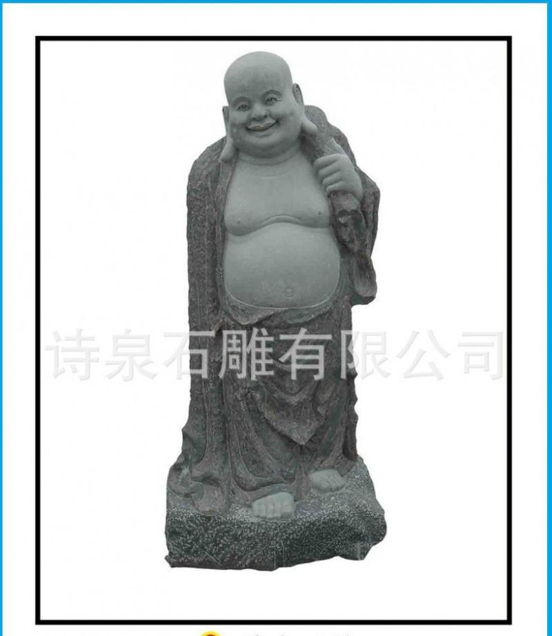石雕罗汉,降龙,十八罗汉石雕厂,石雕,浮雕石雕诗泉石雕