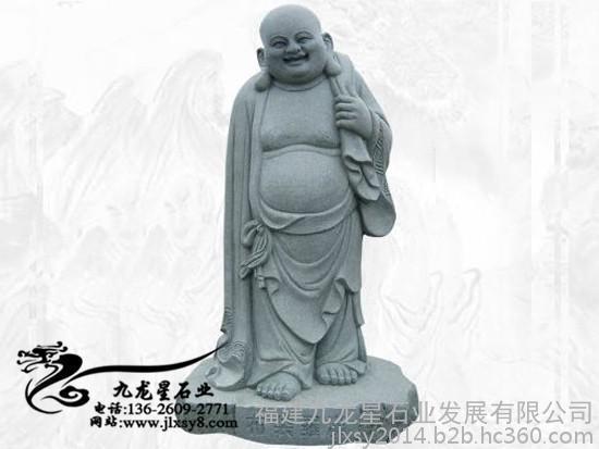 十八罗汉石雕工艺