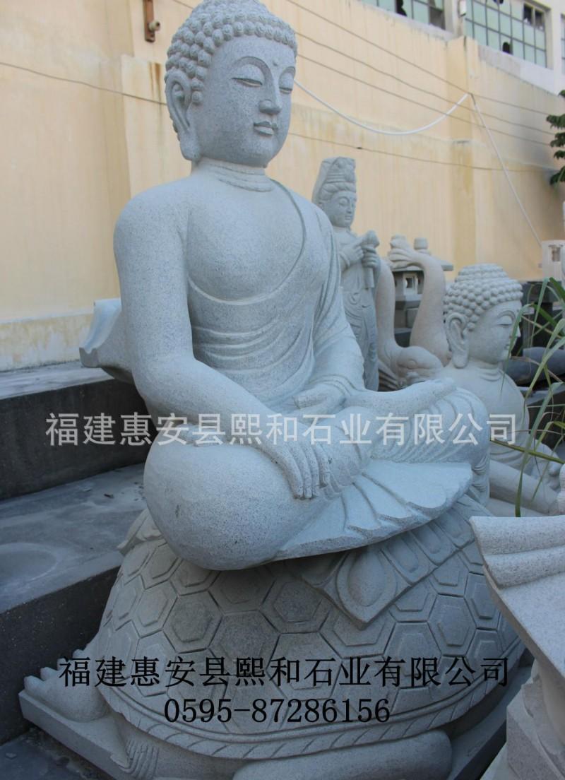 2.5米福建石雕佛像厂 石雕佛像收藏品 仿古石雕佛像公司 古
