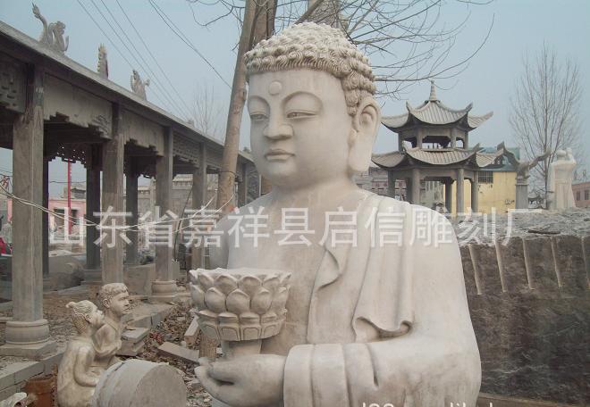 石雕释迦摩尼像石雕观音像石雕如来佛祖像石雕弥石雕老子像