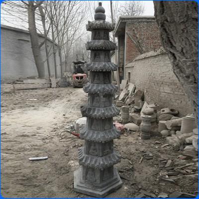 寺院大理石佛石头塔舍利塔石塔加工