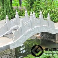 庭院造景景观石桥汉白玉小石桥也可加工定制