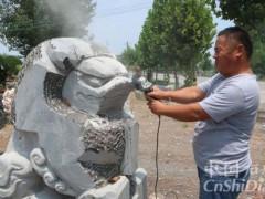 豫东平原朱杰:点石成金的手工雕刻艺术家