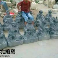十二生肖石雕爆款大理石雕刻12生肖雕塑制作厂家