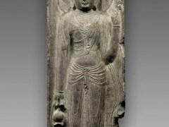 古代石雕:唐代石刻雕塑十一面观音造像