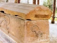 探秘古代石雕:汉代王晖石棺上的石雕