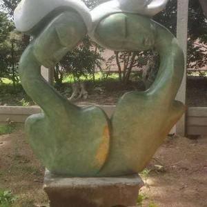 津巴布韦原装进口石雕 天然石材 手工雕刻