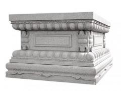 石雕须弥座分类以及寓意